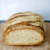 Easy No Knead Mug Bread
