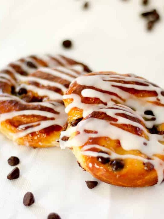 Danish Pastries | Bread | Breakfast | Chocolate | Creme Patissiere