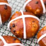 Hot Cross Buns   Chocolate Chip   Easter   Bread   Indulgent