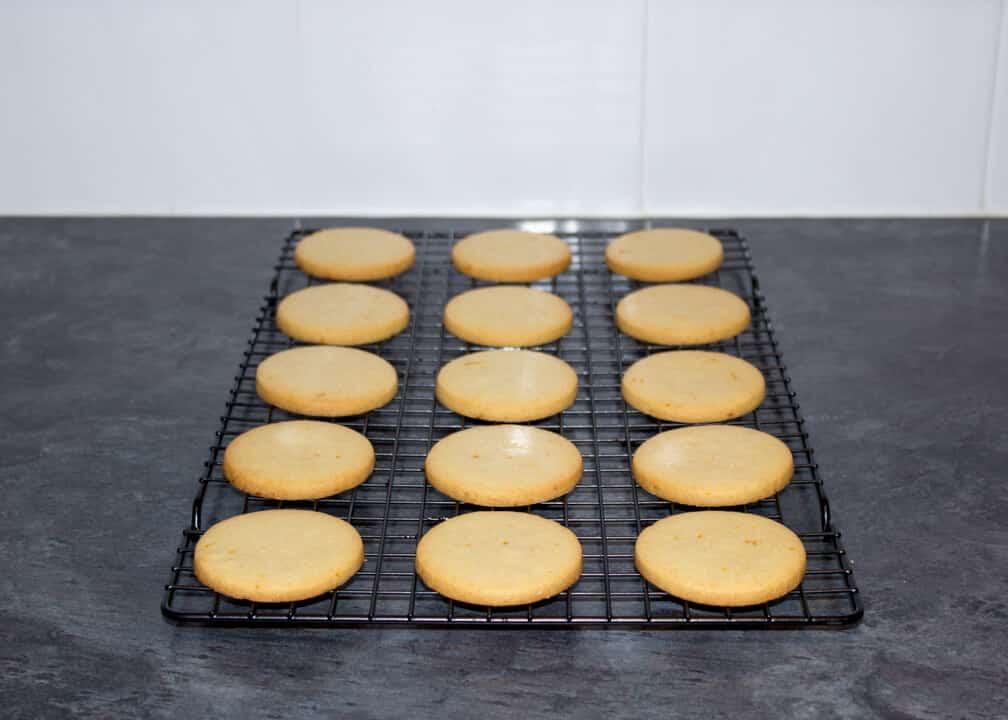 Fun Chocolate Orange Easter Biscuits | Cookies | Ganache