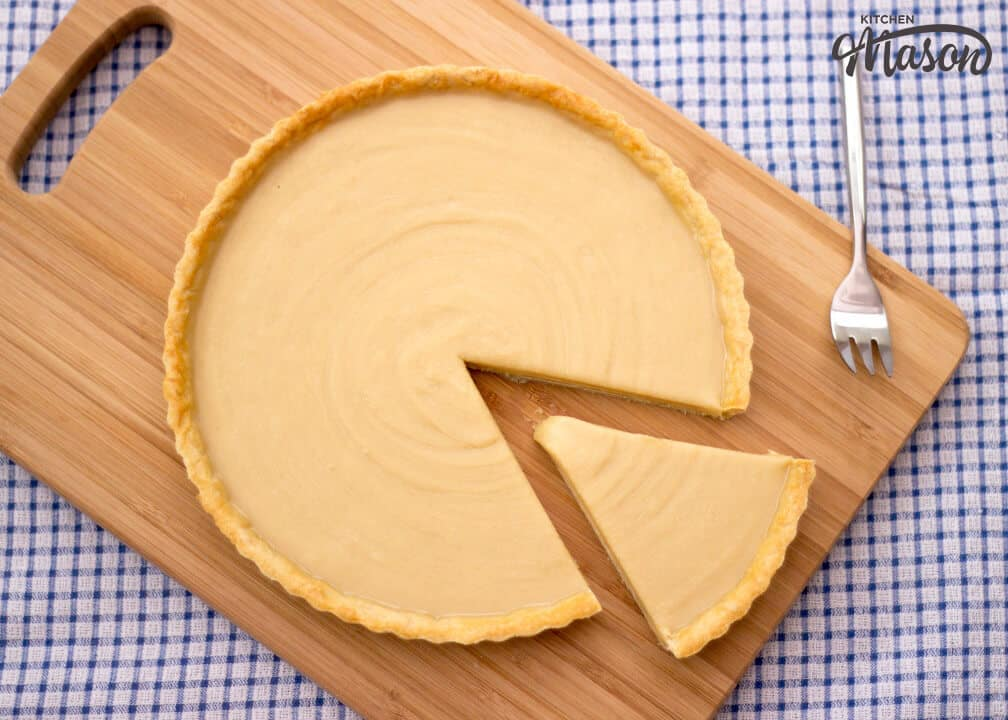 Butterscotch Tart | Easy Dessert Recipes | Easy Caramel Recipes