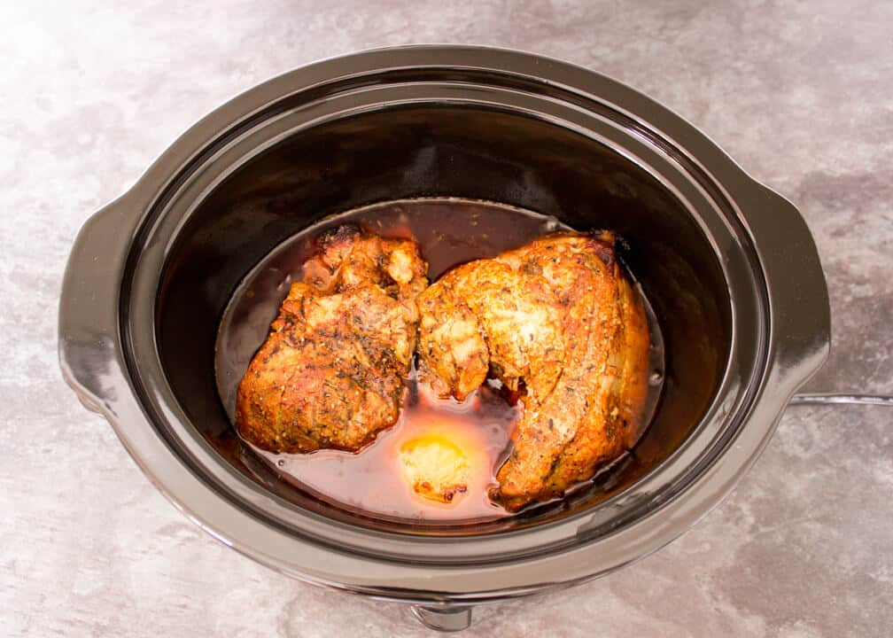 No Fuss Slow Cooker Pulled Pork | One Pot | Easy | Cheap