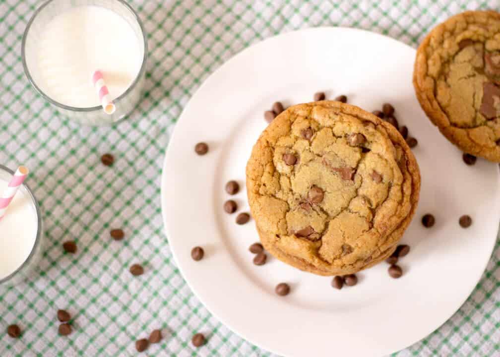 Easy Orange Choc Chip Cookies | Chocolate Orange | Christmas
