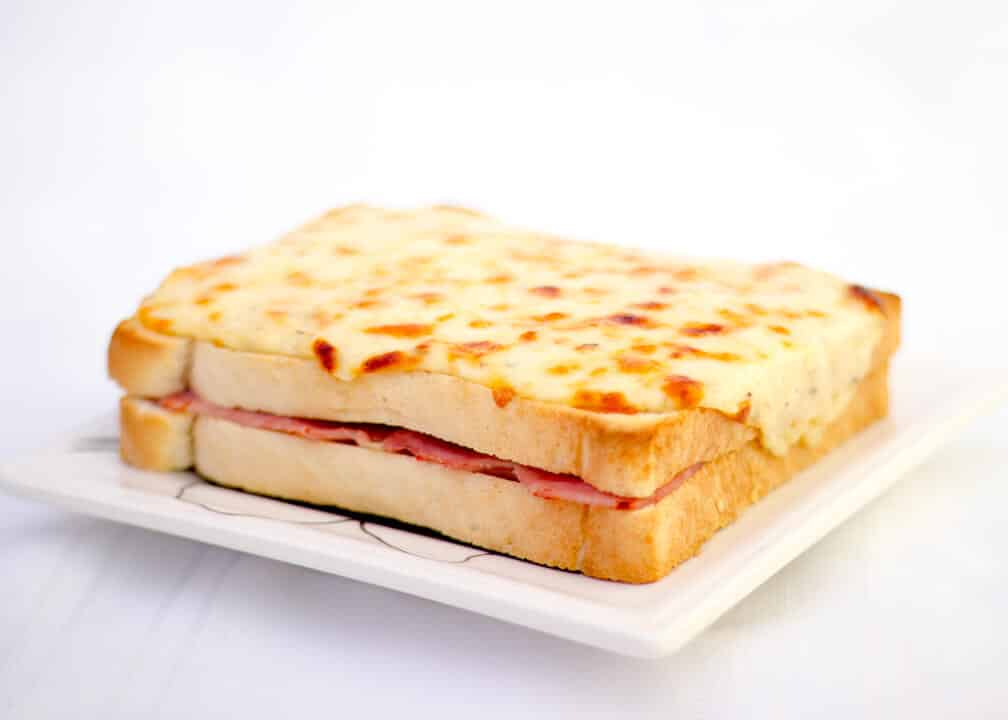 Simple & Delicious Croque Monsieur | Ham | Cheese | Breakfast | Brunch