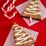 Cute Christmas Tree Brownies | Festive | Homemade | Gift