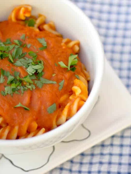 Healthy Sauce for Fussy Eaters!