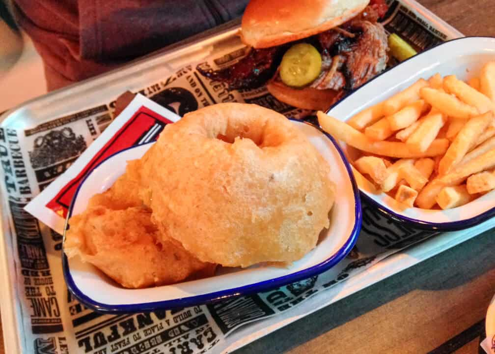 Restaurant Review: Red's True Barbecue
