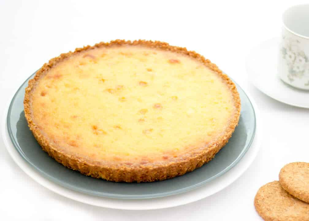 Lemon Tart Recipe — Dishmaps