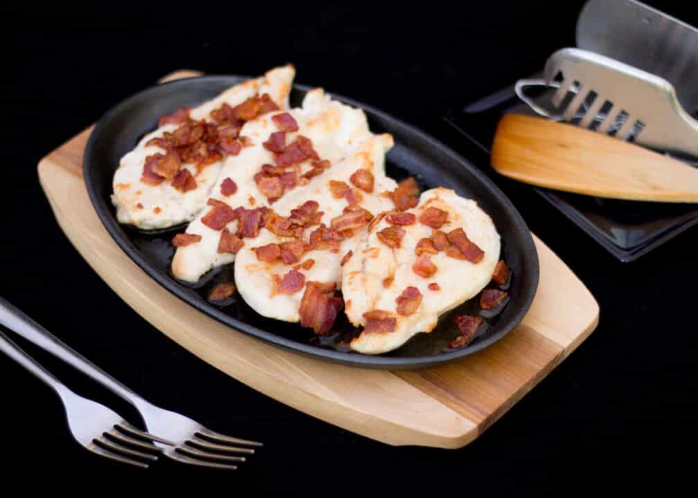 Bacon Chicken | Boozy | Easy | Quick | Amazing | Wine