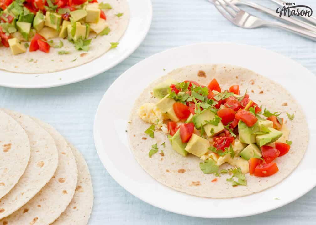 Breakfast Tortillas Recipes | Healthy Breakfast Recipes | Quick Breakfast Recipes