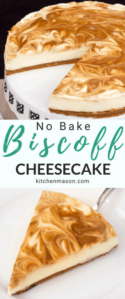 This exquisite no bake Biscoff cheesecake is the PERFECT dinner party recipe. Make ahead of time for an easy dinner party dessert. Would also be great for Christmas parties, birthdays and any other occasion you can think of! Click for the easy step by step picture recipe, tips and more... #biscoff #cheesecake #cheesecakerecipes #easycheesecakerecipes #biscoffrecipes #dinnerpartyrecipes #biscoffcheesecake #nobakerecipes #nobakecheesecake #nobakecheesecakerecipes