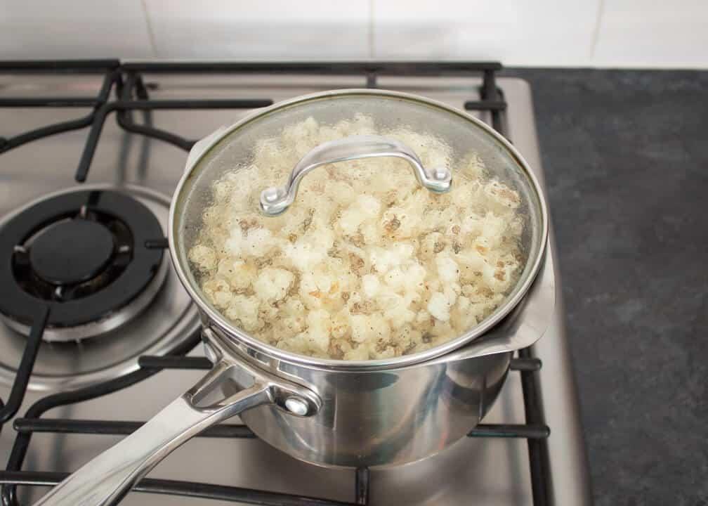 Easy Butter Popcorn Recipe | Healthy Snack Recipe | Popcorn Recipes