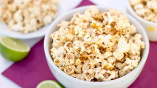 Easy Mexican Butter Popcorn