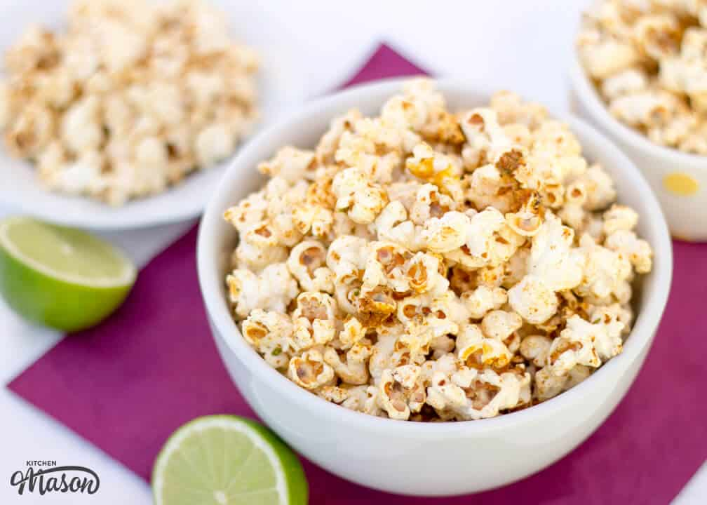 Easy Butter Popcorn Recipe | Healthy Snack Recipe | Popcorn Recipes