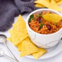 Easy One Pot Mexican Supper Bowl