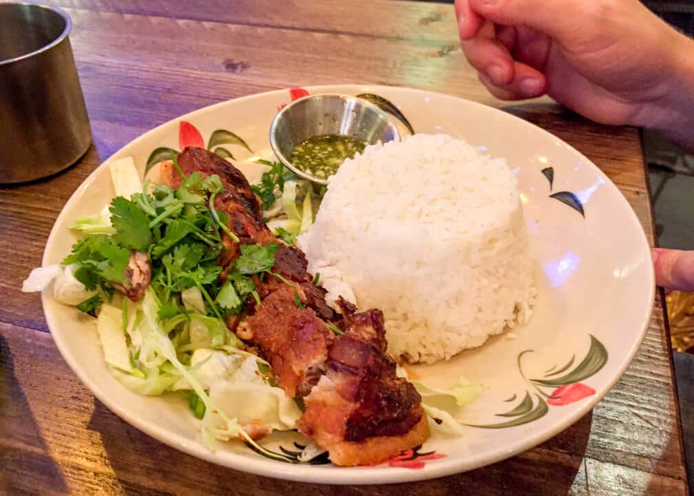 Restaurant Review: Zaap Thai Street Food