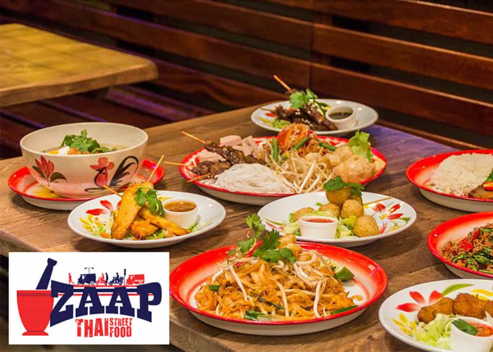 Restaurant Review: Zaap Thai Street Food