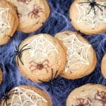 Spider Cookies | Easy Halloween Recipes | Easy Halloween Treats