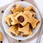4 Ingredient Rolo Caramel Fudge | No Bake | Homemade Gift