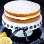 Easy Lemon Cake | Best Ever | Buttercream Frosting | Lemon Curd