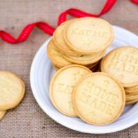Beautiful Butter Biscuits