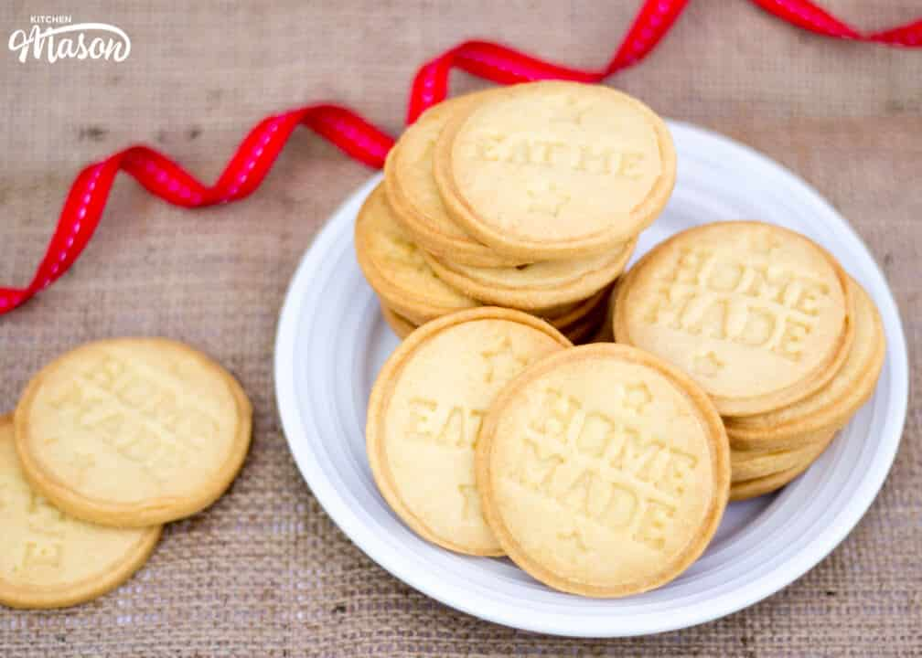 Easy Cookie Recipes   Butter Biscuits Recipe   Butter Cookies Recipe