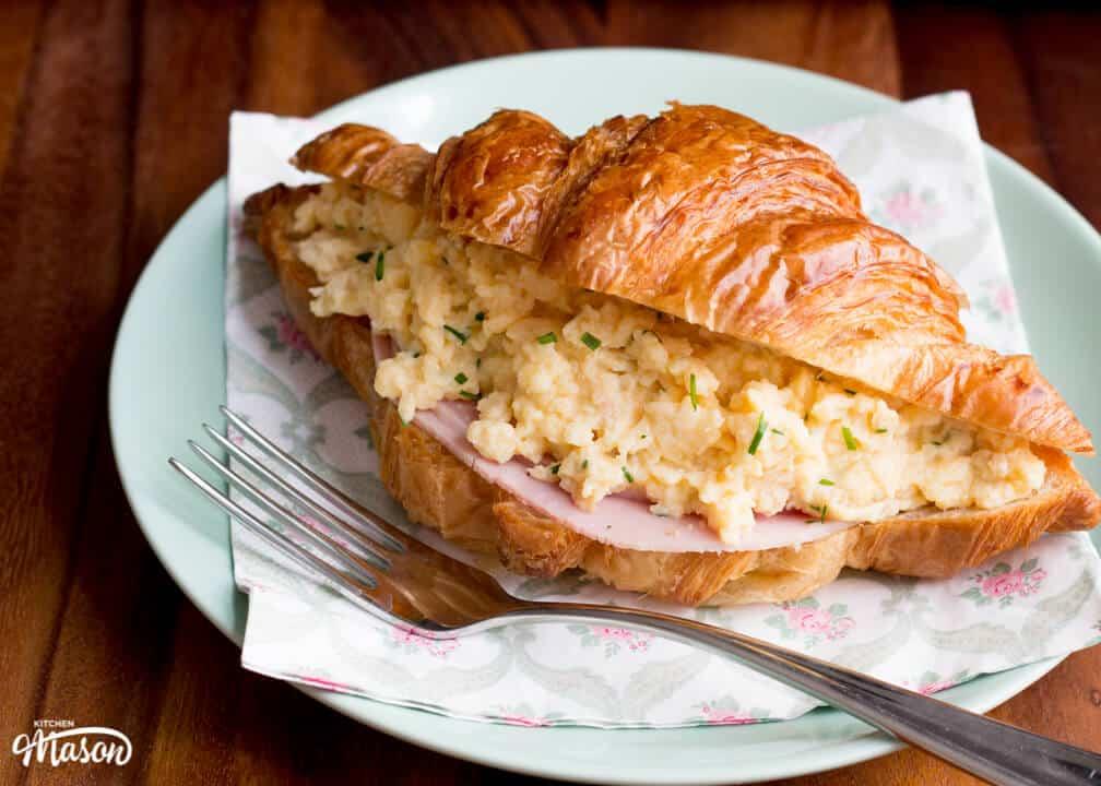 Easy Breakfast Recipes | Easy Lunch Recipes | Scrambled Egg Recipes