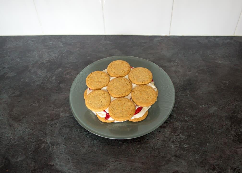 Easy Dessert Recipes   Strawberry Recipes   Easy Icebox Cake Recipes