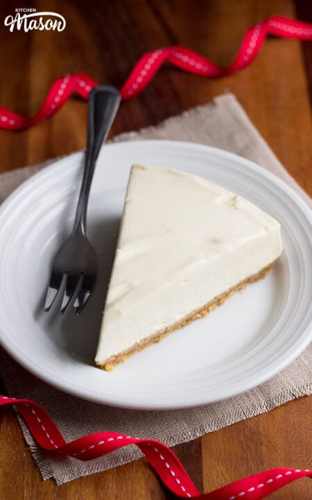 Easy Cheesecake Recipes Easy No Bake Vanilla Cheesecake
