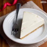 Best Ever No Bake Vanilla Cheesecake Recipe