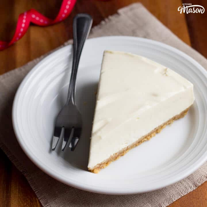 Best Ever No Bake Vanilla Cheesecake Recipe