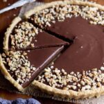 Easy No Bake Nutella Tart | Easy Dessert Recipes | No Bake Tart Recipes