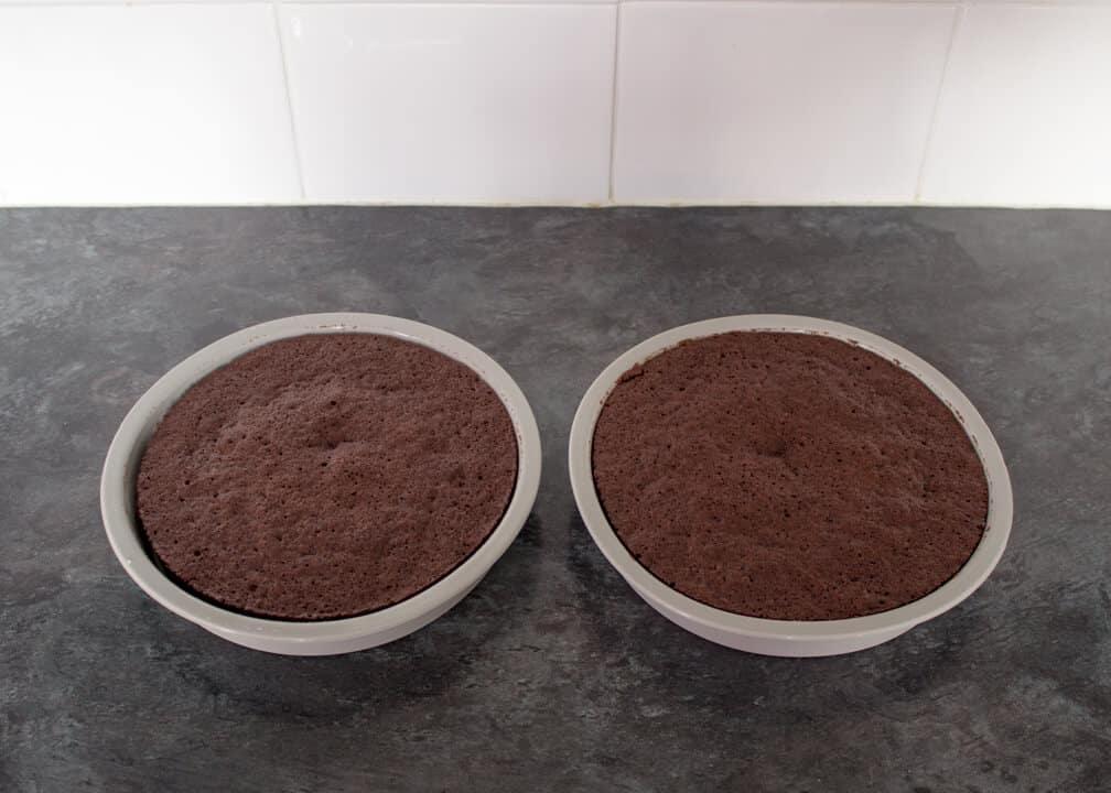 Emergency Microwave Chocolate Cake | Easy Cake Recipes | No Bake