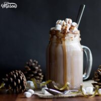 Indulgent Homemade Hot Chocolate