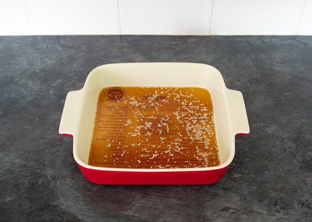 Sticky Teriyaki Chipolata Bites | Easy Party Food Recipes | Christmas