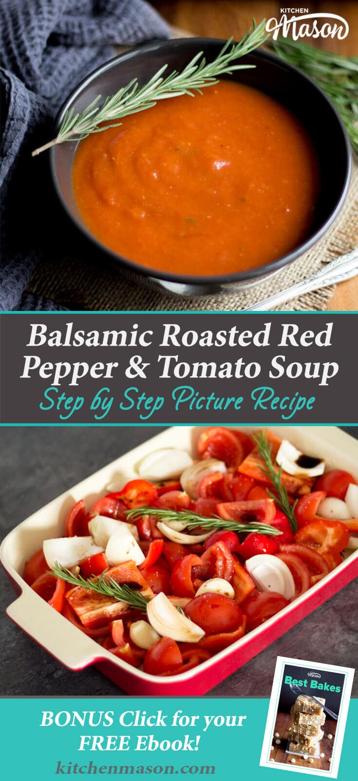 Easy Tomato Soup Recipe | Healthy Soup Recipes | Easy Soup Recipes