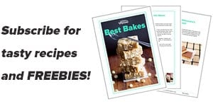 Best Bakes Ebook | Kitchen Mason | Easy Step by Step Picture Recipe
