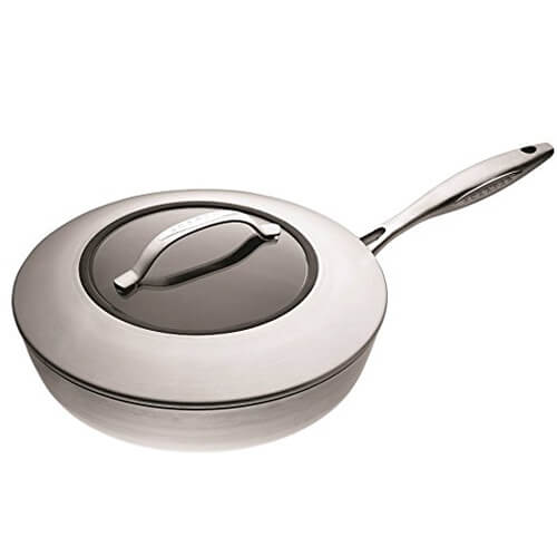 Scanpan CTX 28cm Saute Pan with Lid