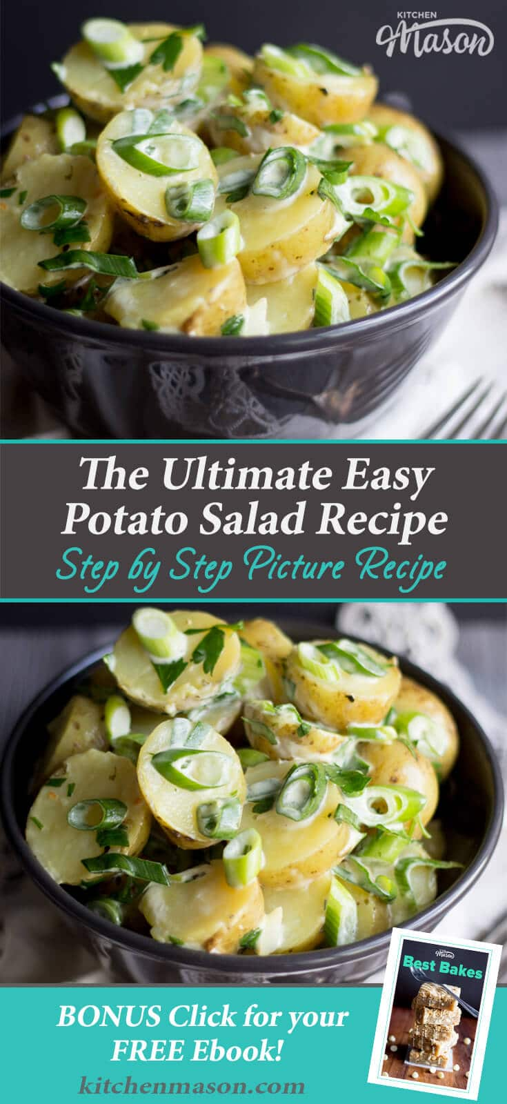 The Ultimate Easy Potato Salad Recipe
