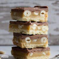 Amazing Snickers Millionaire Shortbread