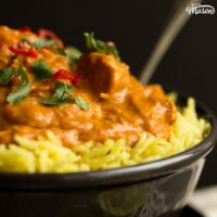 CRAZY Easy Slow Cooker Chicken Curry Recipe