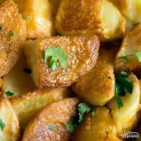 How to Make Crispy Roast Potatoes