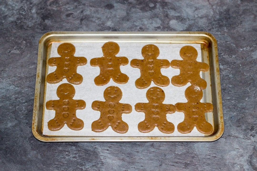 Vegan Easy Gingerbread Recipe Step By Step Picture