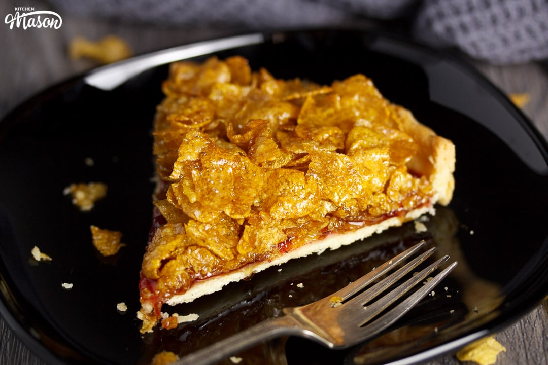 How To Make Cornflake Tart