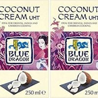 (2 Pack) - Blue Dragon - Coconut Cream | 250ml | 2 PACK BUNDLE