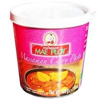 Mae Ploy Massaman Curry Paste - 400gram Tub