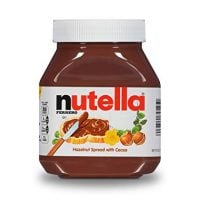 Nutella Ferrero Hazelnut Chocolate Spread, 750g