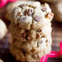 Easy Choc Chip Pecan Cookies