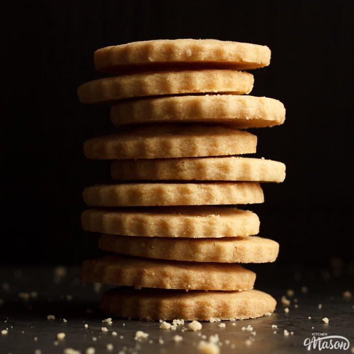 Easy Shortbread Cookie Recipe