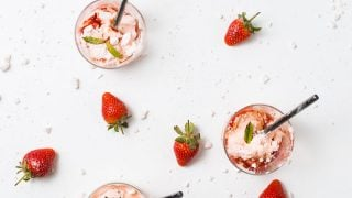 Eton Mess - everyone's favourite summer dessert celebrating Wimbledon